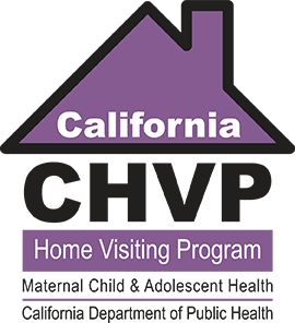 California Home Visiting Program logo
