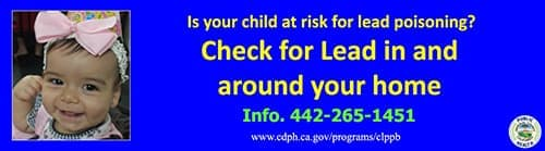 lead awareness banner