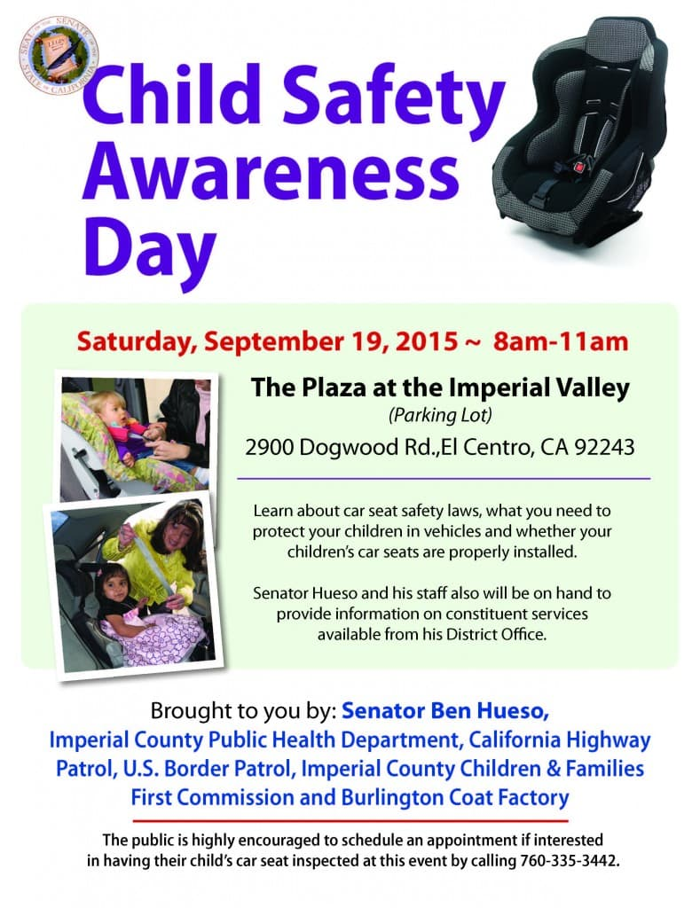 Child Safety Awareness Day Flyer