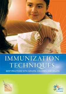 Immunization Techniques 35-minute video cover