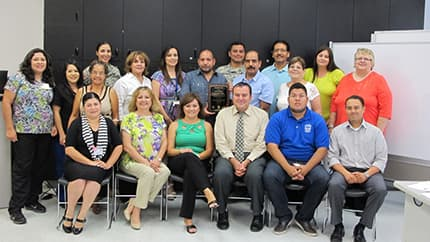 Coalition for a Tobacco-Free Imperial County staff